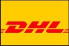 Pakete verschicken wir mit DHL