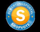 Shopbewertungen von Shopvote - Für mehr Infos anklicken