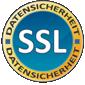 100% SSL-Verschlüsselung