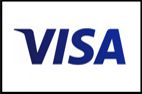 Bezahlung per Visacard Kreditkarte